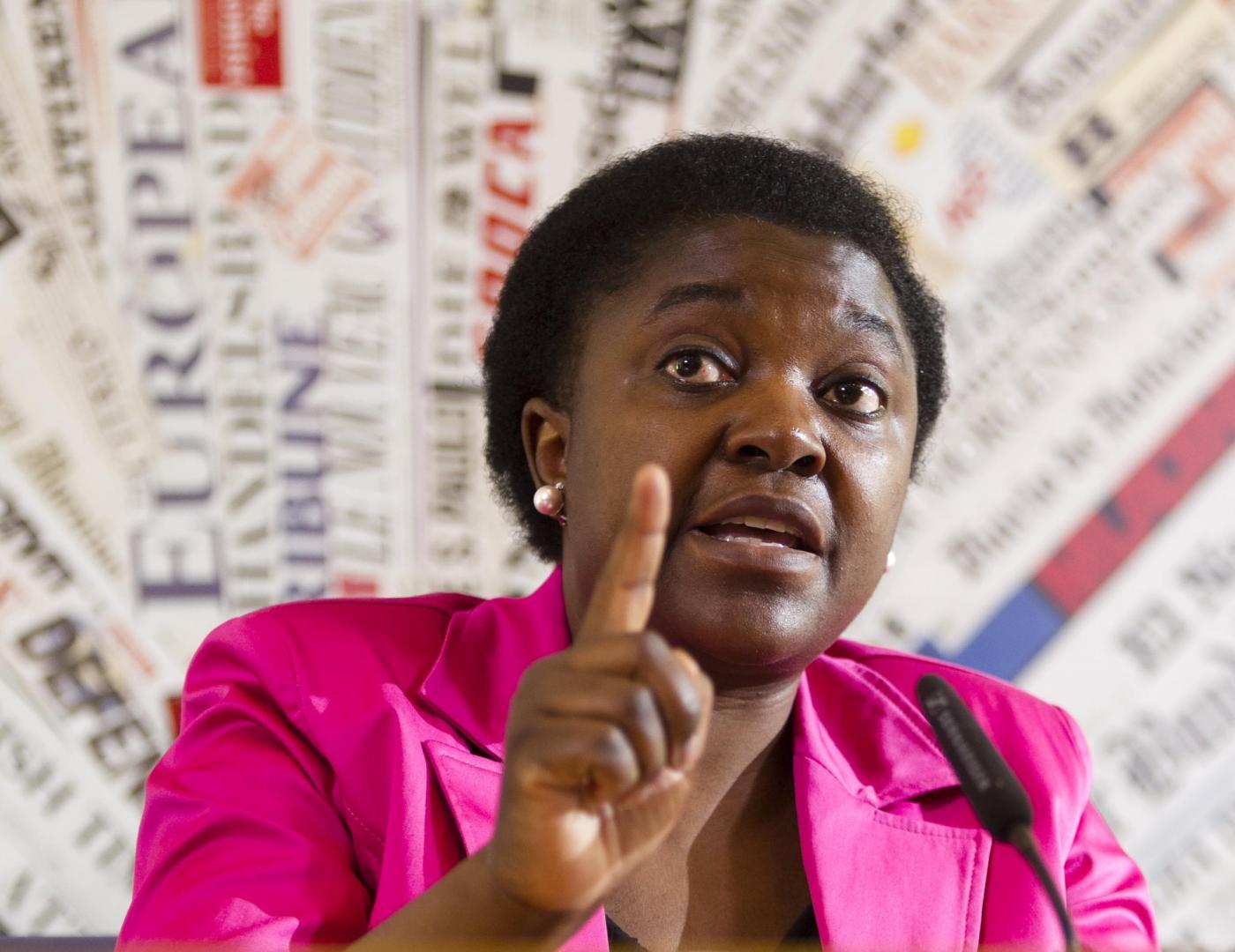 Cécile Kyenge, oggi europarlamentare