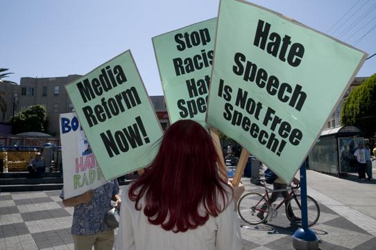 Hate speech: nuove prese di posizione nel mondo dei media
