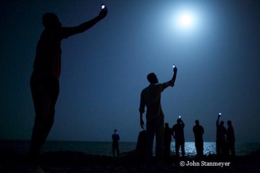 I Migranti nella foto dell'anno 2013