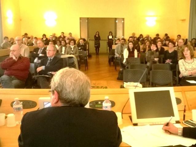 Formazione continua dei giornalisti - a Prato in cento per fare il punto sulla Carta di Roma