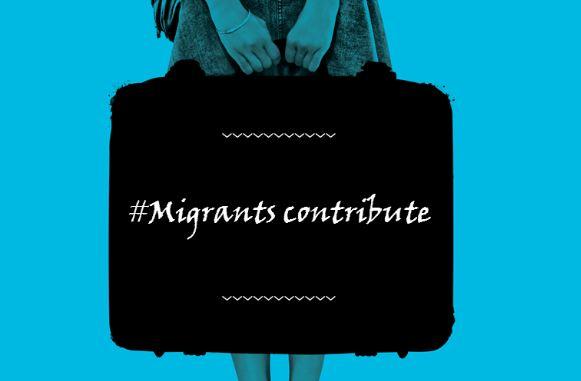 #MigrantsContribute. La campagna british contro gli stereotipi sui migranti