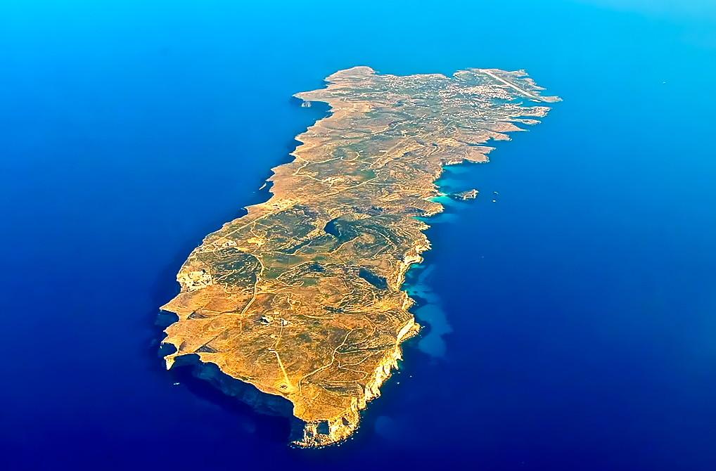 L'Europa inizia a Lampedusa