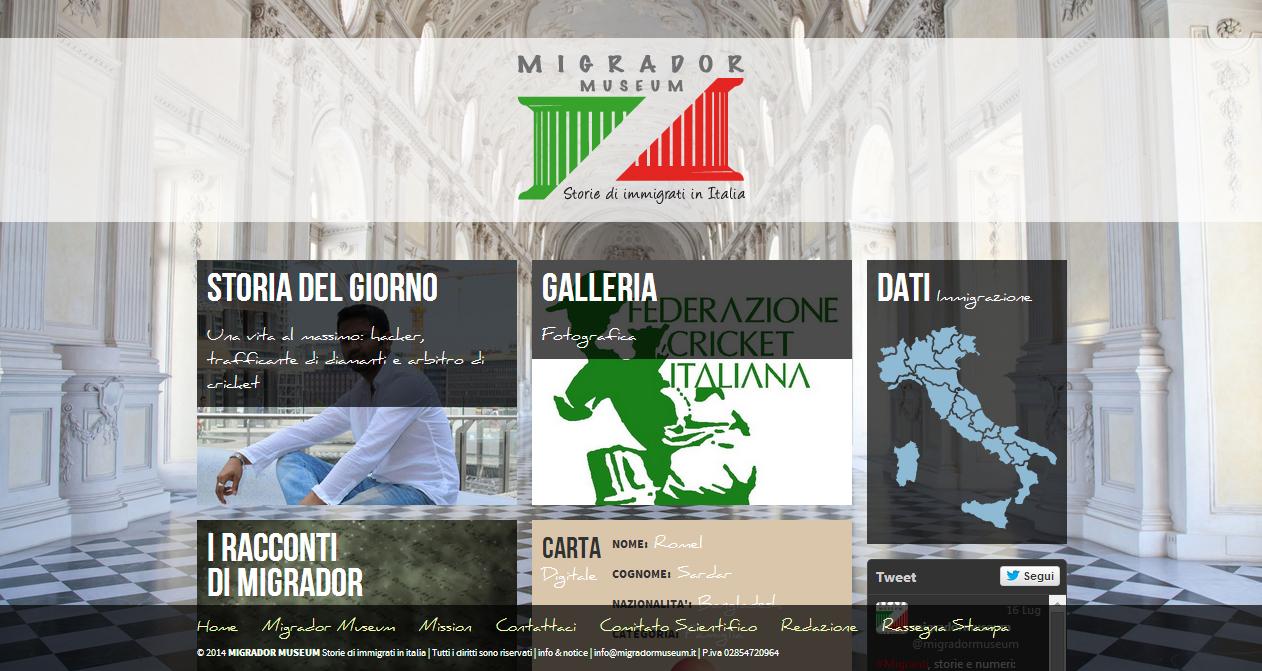 Migrador Museum: una raccolta online di volti e storie migranti per combattere gli stereotipi
