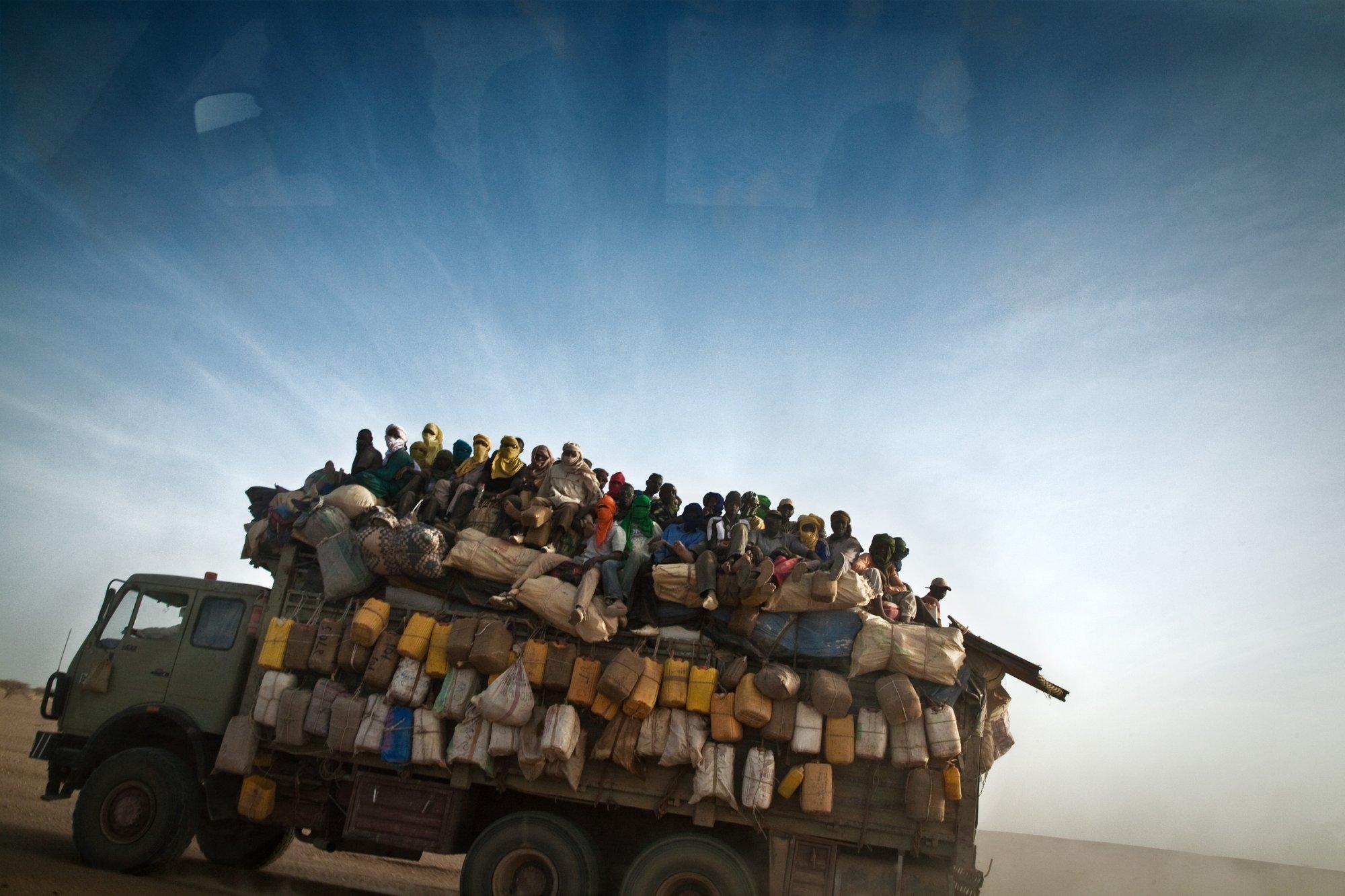 Da dove vengono i richiedenti asilo?