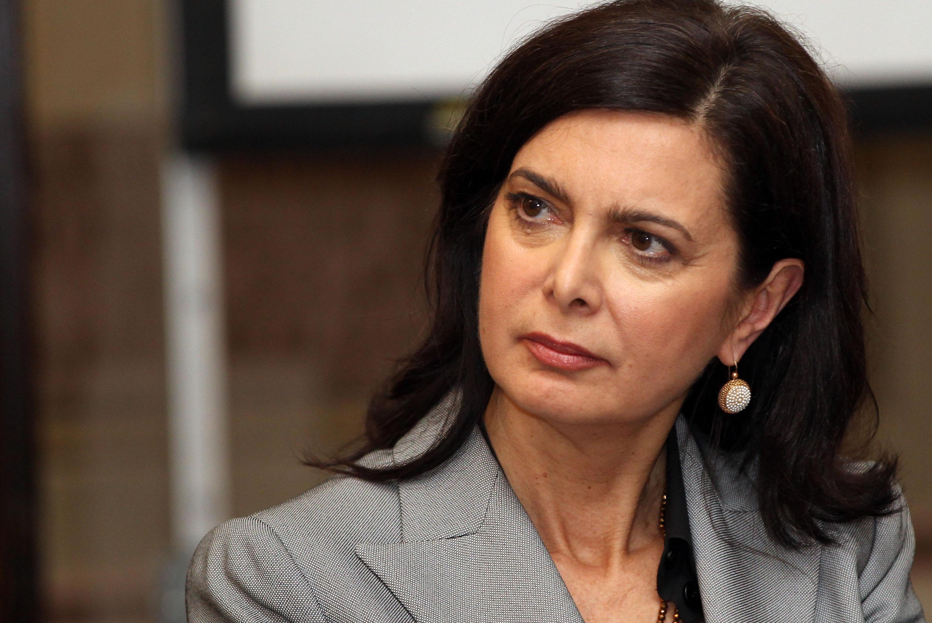 La presidente della Camera Laura Boldrini richiama su facebook la Carta di Roma