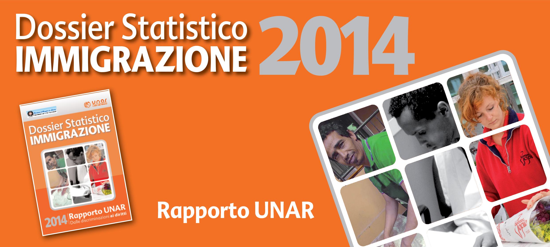 Presentazione Dossier statistico immigrazione 2014. Il punto di vista degli immigrati con Ansi