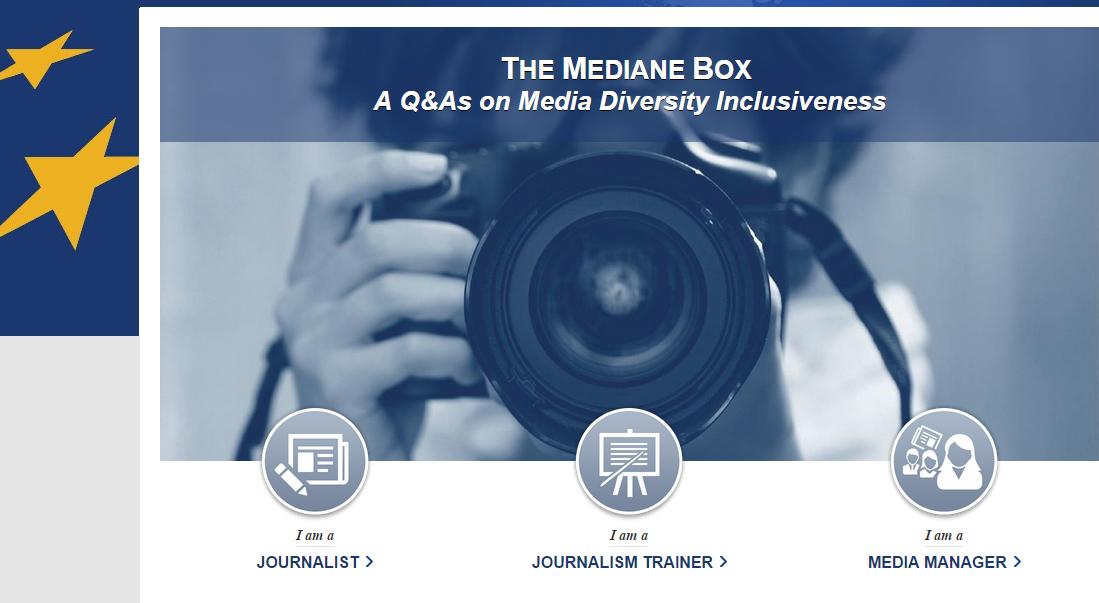 Mediane. Gli strumenti per la rappresentazione della diversità nei media