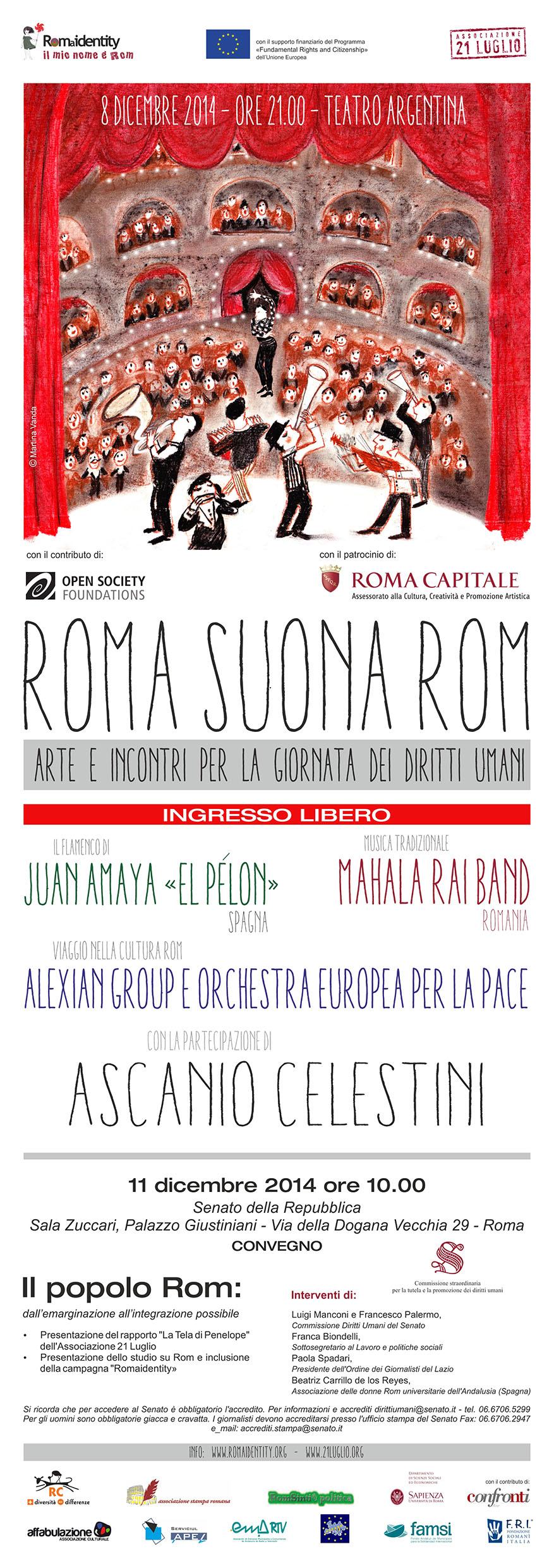 Roma Suona Rom: smontare i pregiudizi attraverso la conoscenza diretta