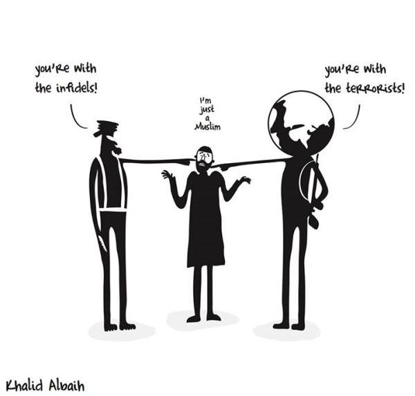 L'agente Ahmed e i musulmani di Francia