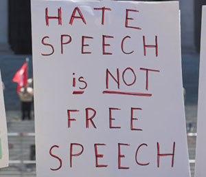 Una nuova etica giornalistica parte dal dire no all'hate speech