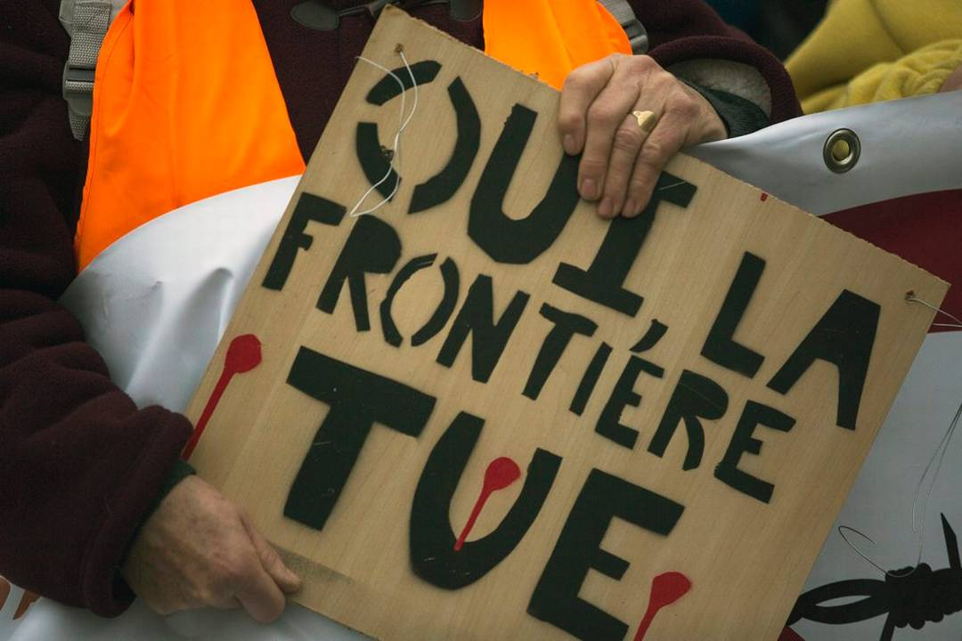 Borderline: i dannati di Calais