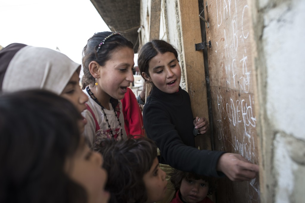 Syrian Refugees; Lebanon; Beirut; refugees; children; education; Syrian women