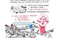 La bolla di Ventimiglia. Raccontare l'immigrazione col graphic journalism