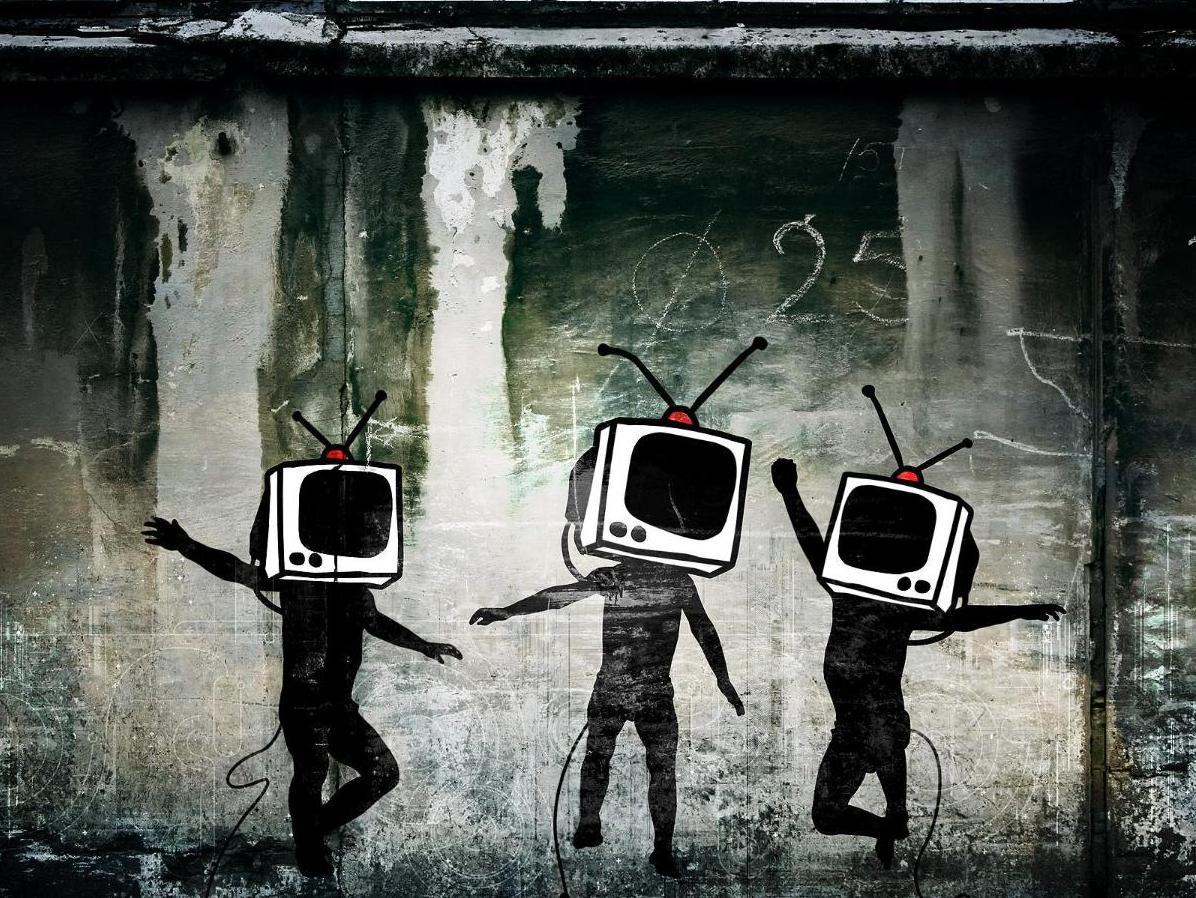Il giornalismo strumento di propaganda. Anatomia di un servizio