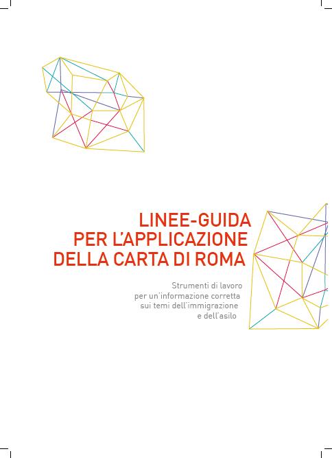 Nuove linee guida per l'applicazione della Carta di Roma