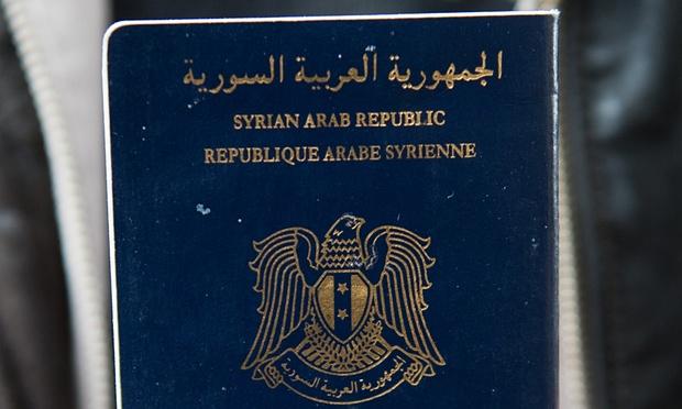 Quanto è facile acquistare un falso passaporto siriano?