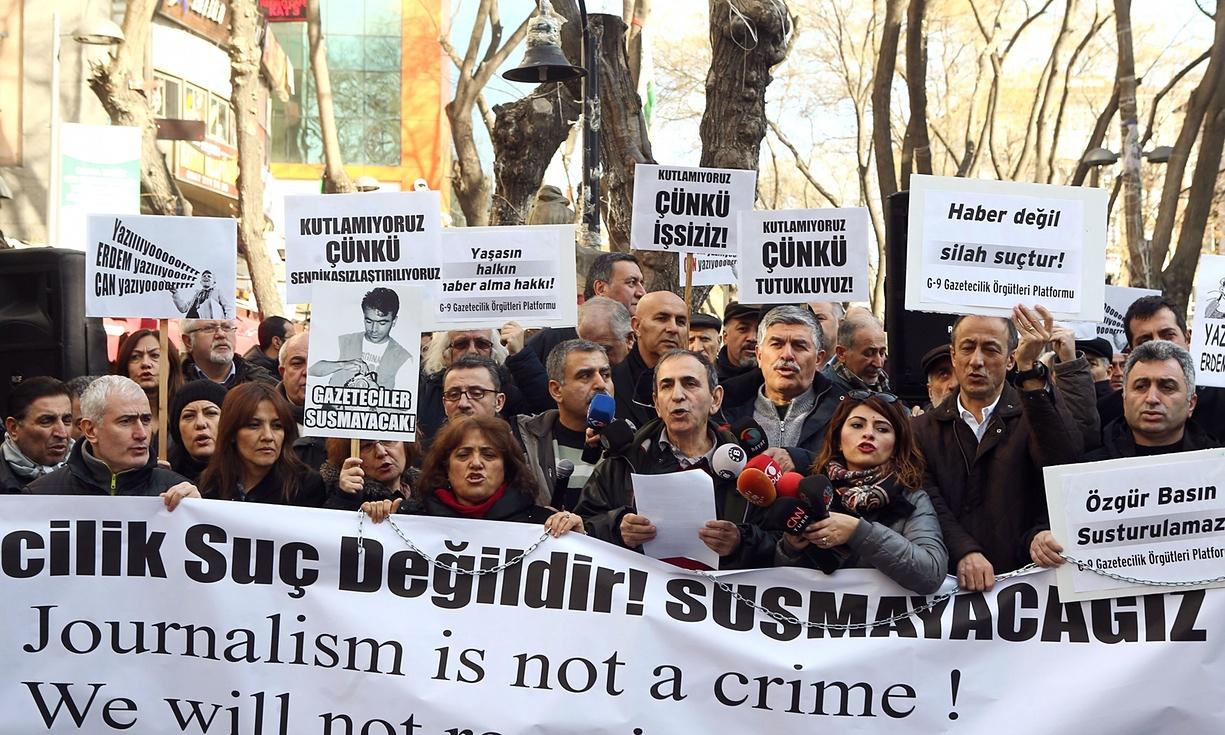 Contro il bavaglio in Turchia, per un'informazione libera e completa