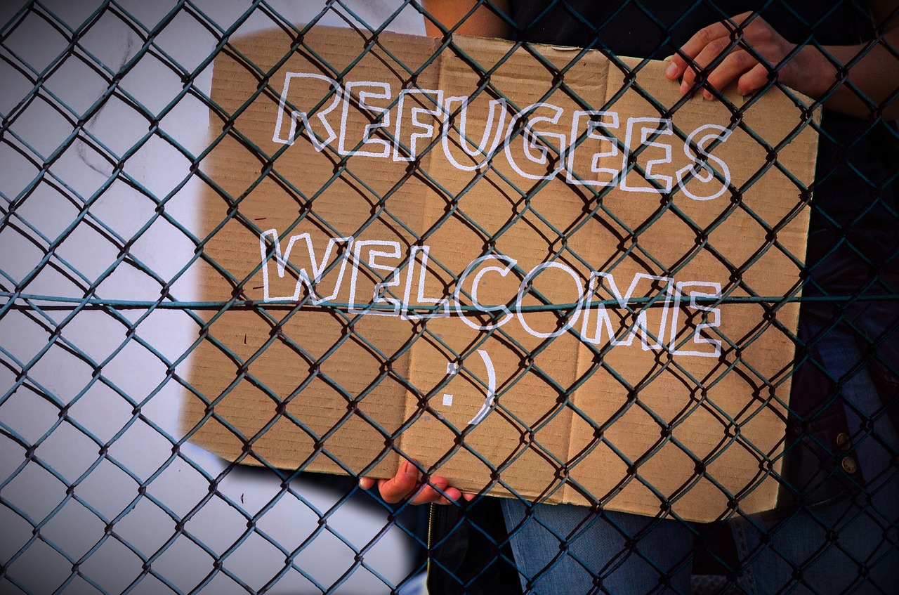 refugee welcome rifugiati