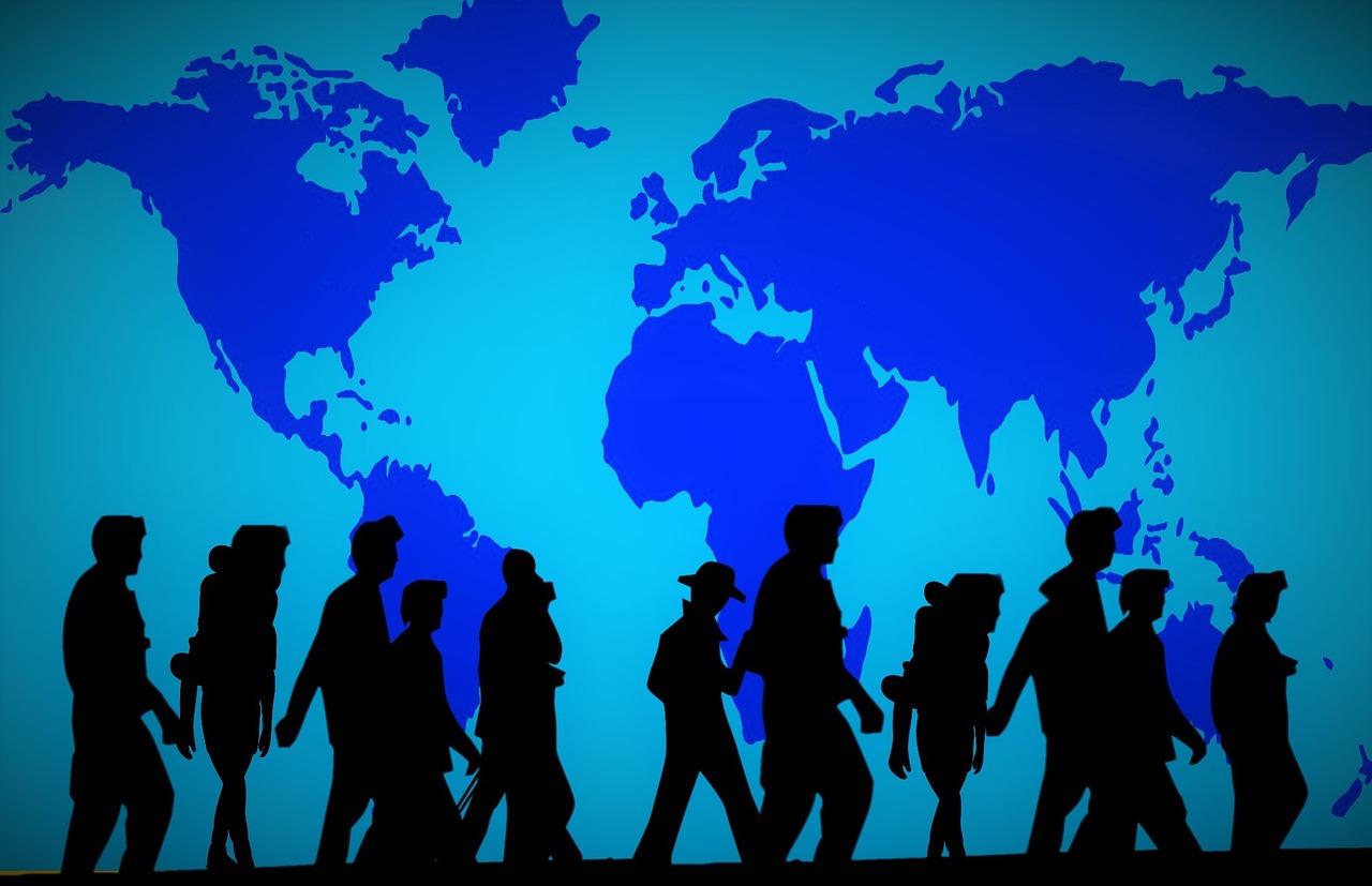 Nel mondo 244 milioni di migranti su una popolazione di oltre 7 miliardi di persone