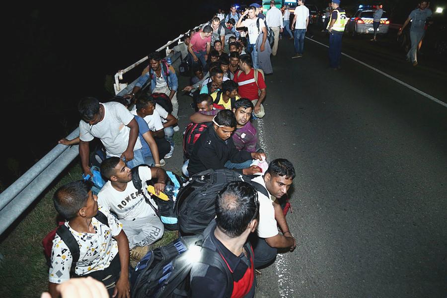 rifugiati schengen ungheria 2015