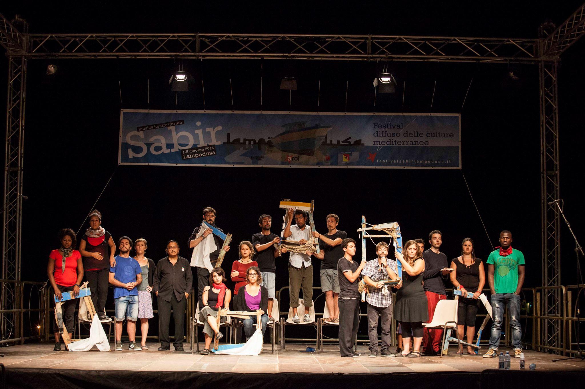 Festival Sabir 2016: formazione, incontri e partecipazione