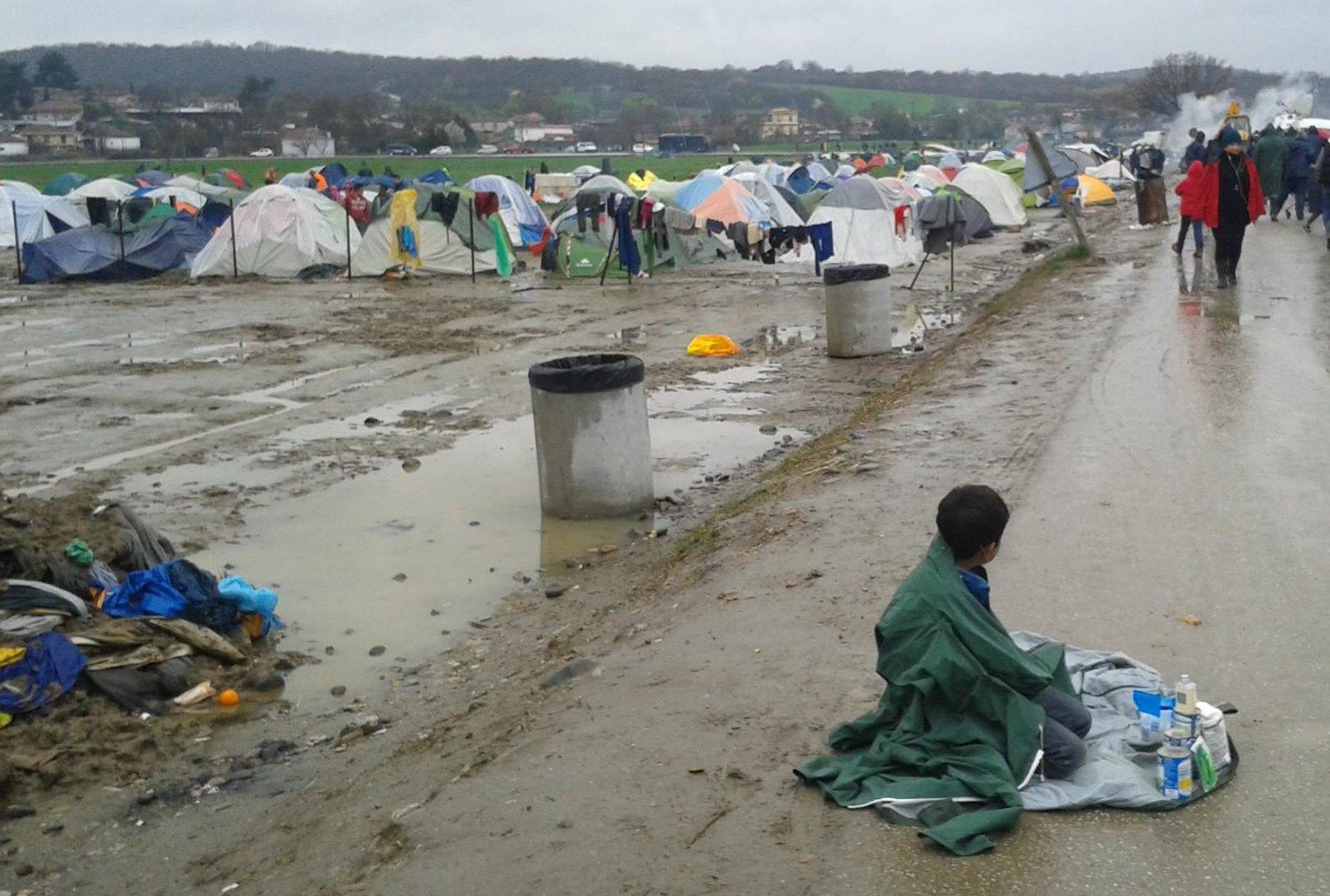 Idomeni: giornalisti in favore di un codice deontologico sui rifugiati