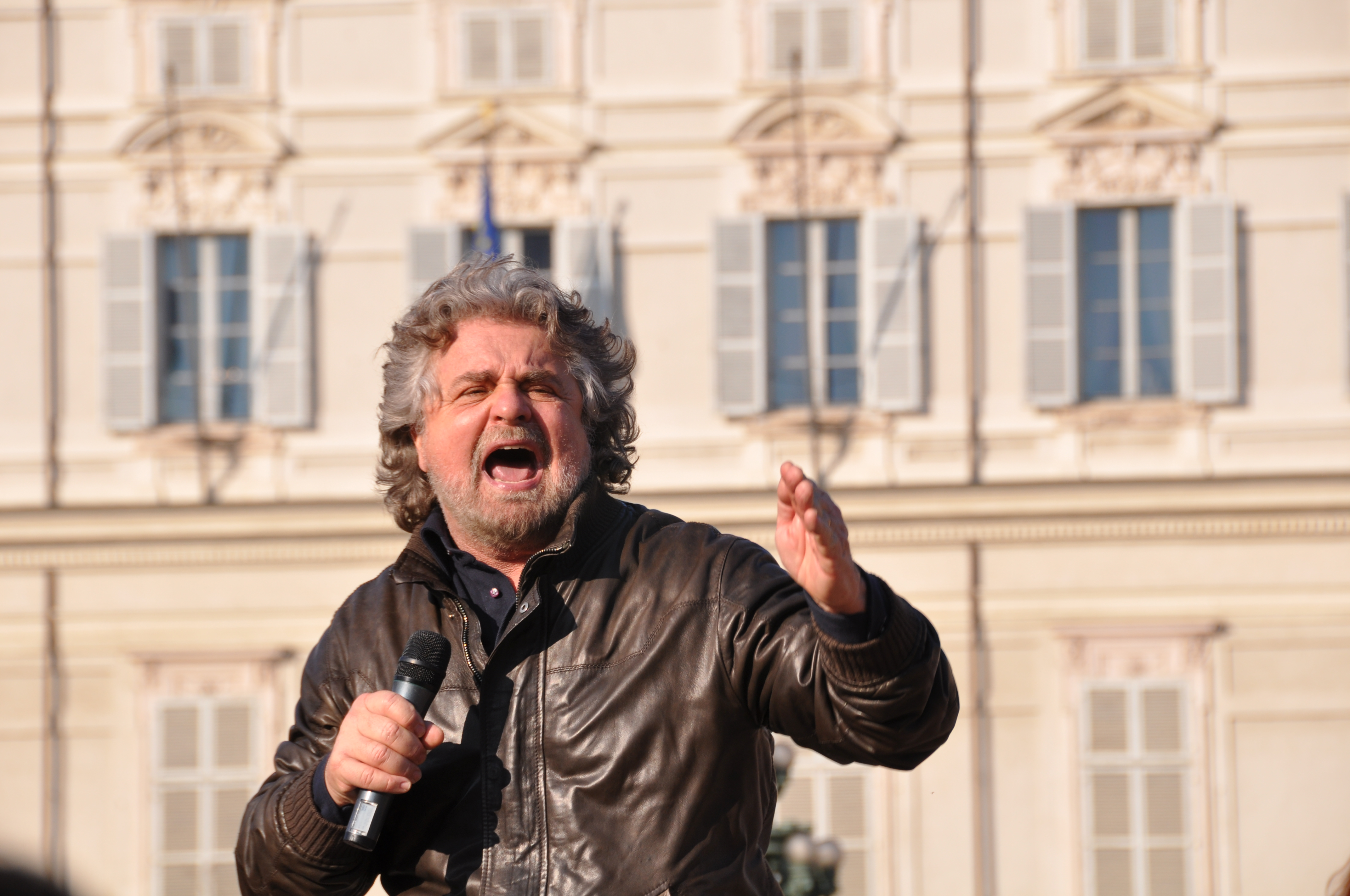 La replica alla battuta di Grillo sul sindaco di Londra: