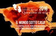 Premio giornalistico Sabrina Sganga, Firenze, 21 maggio