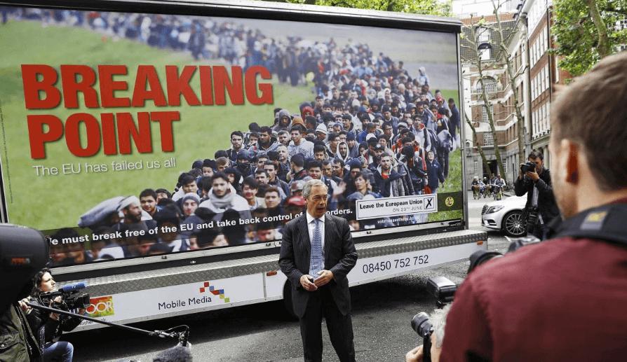 Immigrazione in chiave Brexit