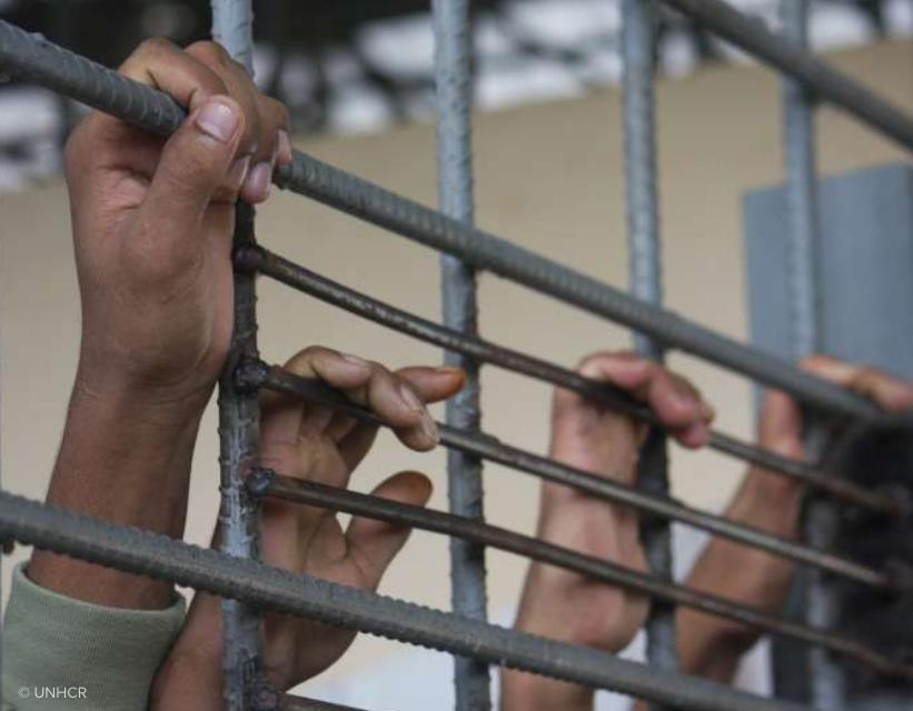 Rifugiati: diminuita la detenzione dei minori