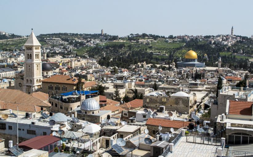 Identità tra confronto e scontro. Una settimana a Gerusalemme