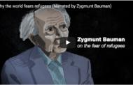 Zygmunt Bauman su Al Jazeera: perché il mondo ha paura dei rifugiati?