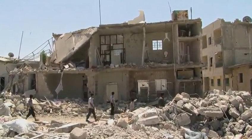 Il conflitto in Siria sui media: spazio alla cronaca, non alla contestualizzazione