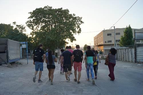 L'odissea migrante raccontata da un gruppo di giovani europei
