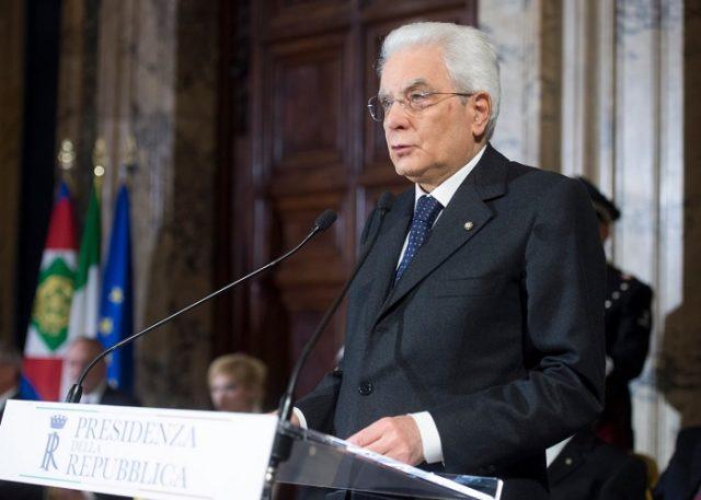 Il presidente Mattarella: «Chi diffonde odio agisce contro la comunità nazionale». L'apprezzamento della Fnsi