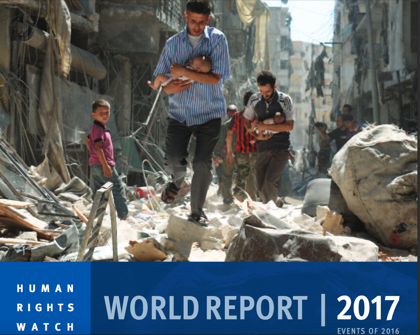 Human Rights Watch: diritti umani, la minaccia populista