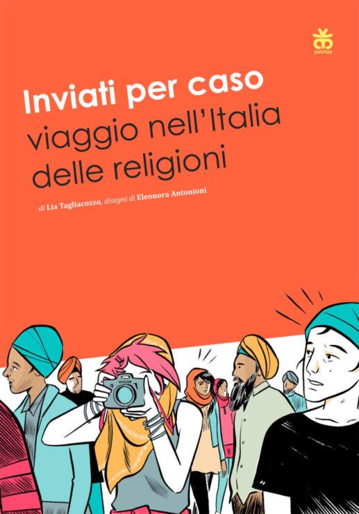 Un viaggio grafico attraverso le religioni in Italia