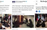 Muslim Ban: la solidarietà dell'Asgi agli avvocati che stanno aiutando chi ne è stato colpito