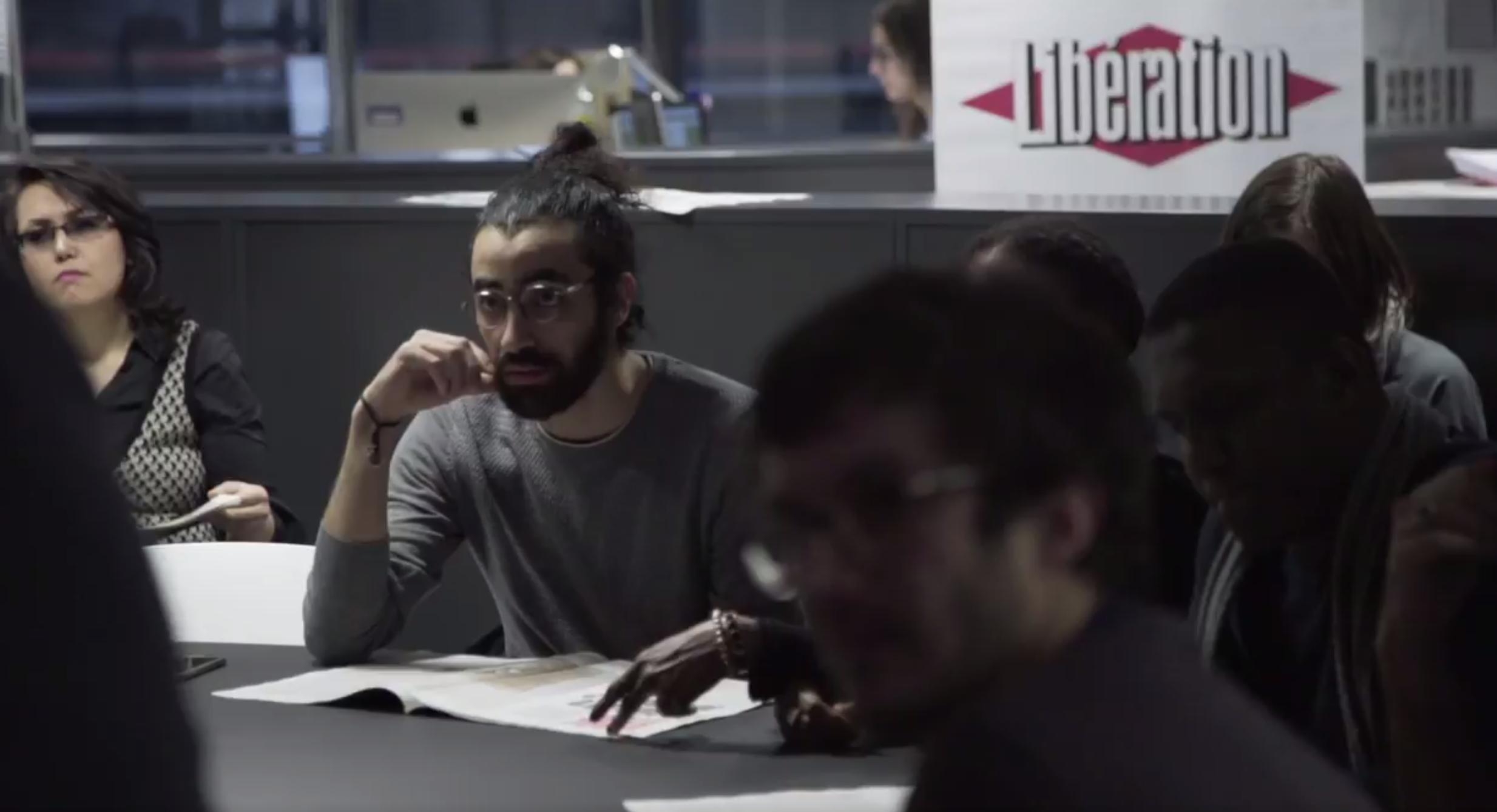 Per i rifugiati, ma non sui rifugiati. L'edizione di Libération scritta da 21 titolari di protezione