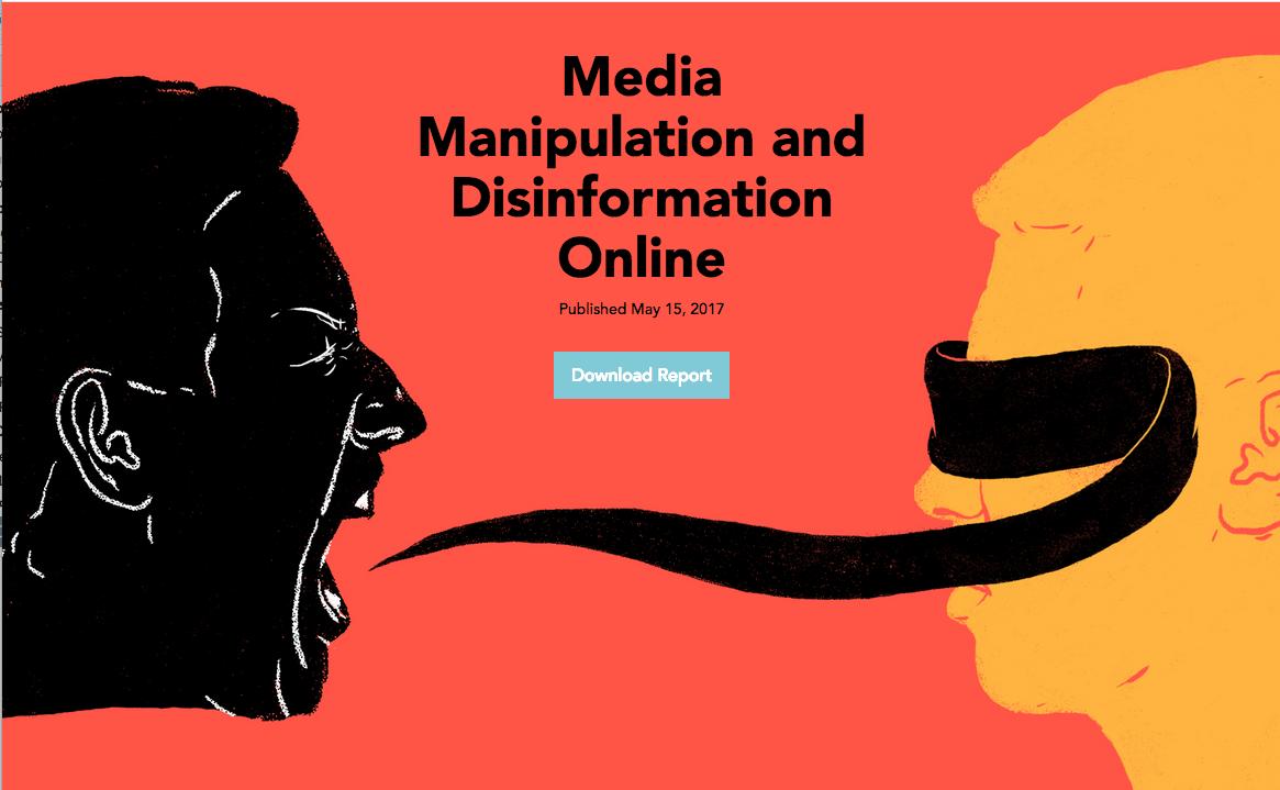 Media: la manipolazione passa dalla rete