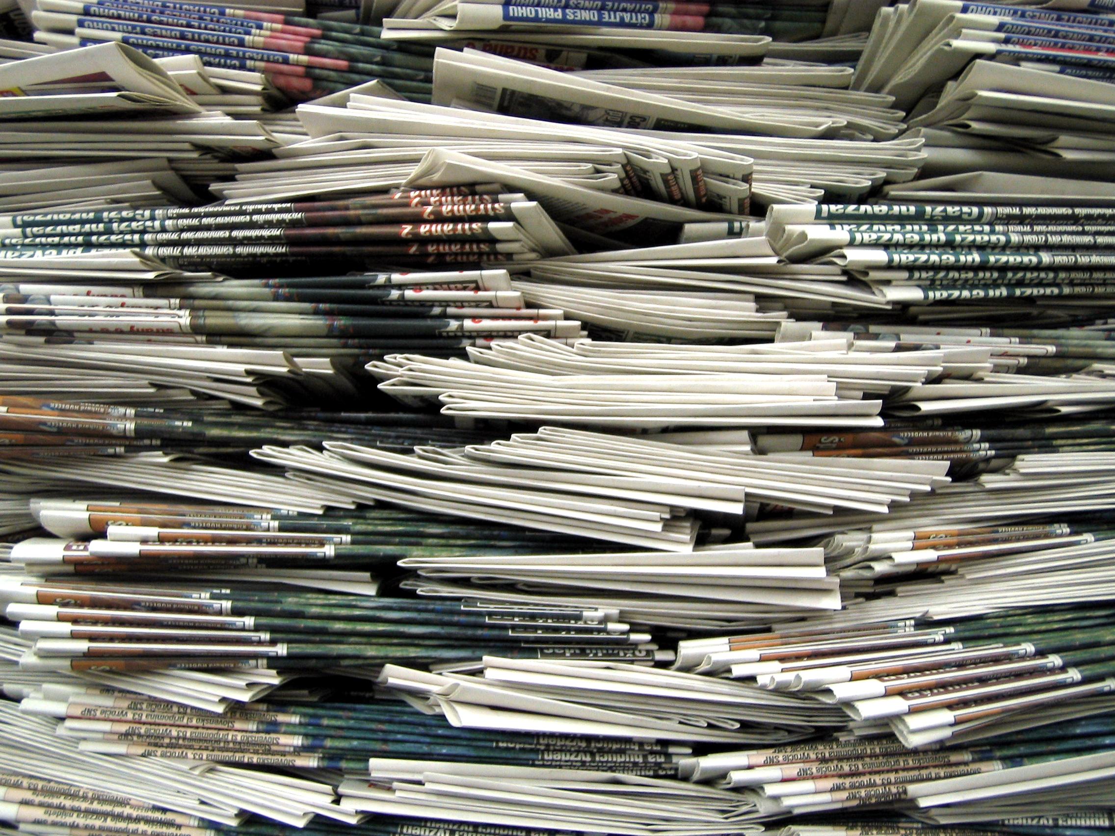 I titoli di Libero e de Il Tempo, una notizia falsa