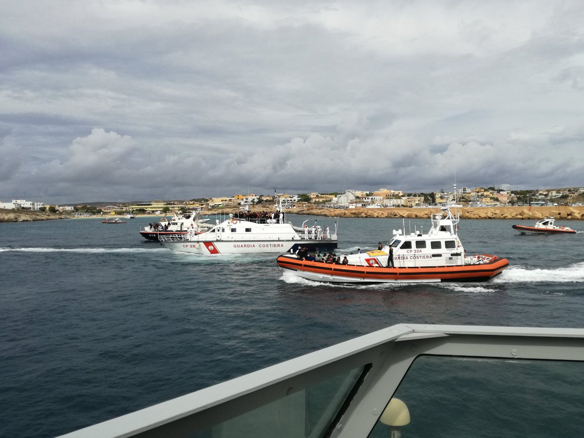 La tragedia di Lampedusa di 4 anni fa: i superstiti tornano nell'isola