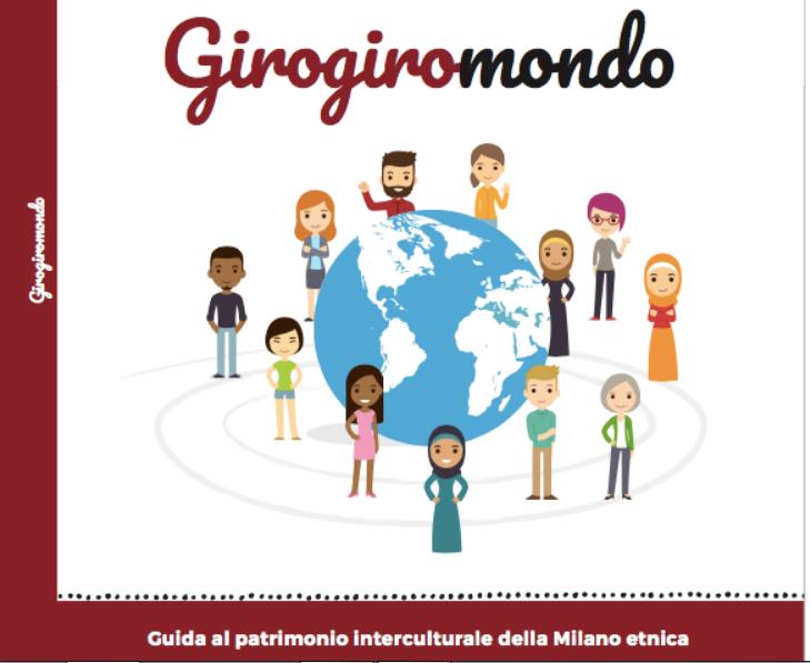 """Non solo """"Milano da bere"""". Una guida sui luoghi dell'integrazione nel capoluogo lombardo."""