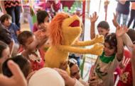 I Muppets diventano protagonisti di progetti educativi per bambini siriani