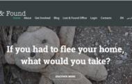 Gli oggetti smarriti durante il viaggio dei rifugiati raccontano le loro storie di vita
