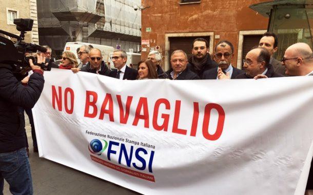 Associazione Carta di Roma aderisce al presidio organizzato dalle Rete NoBavaglio e Articolo 21