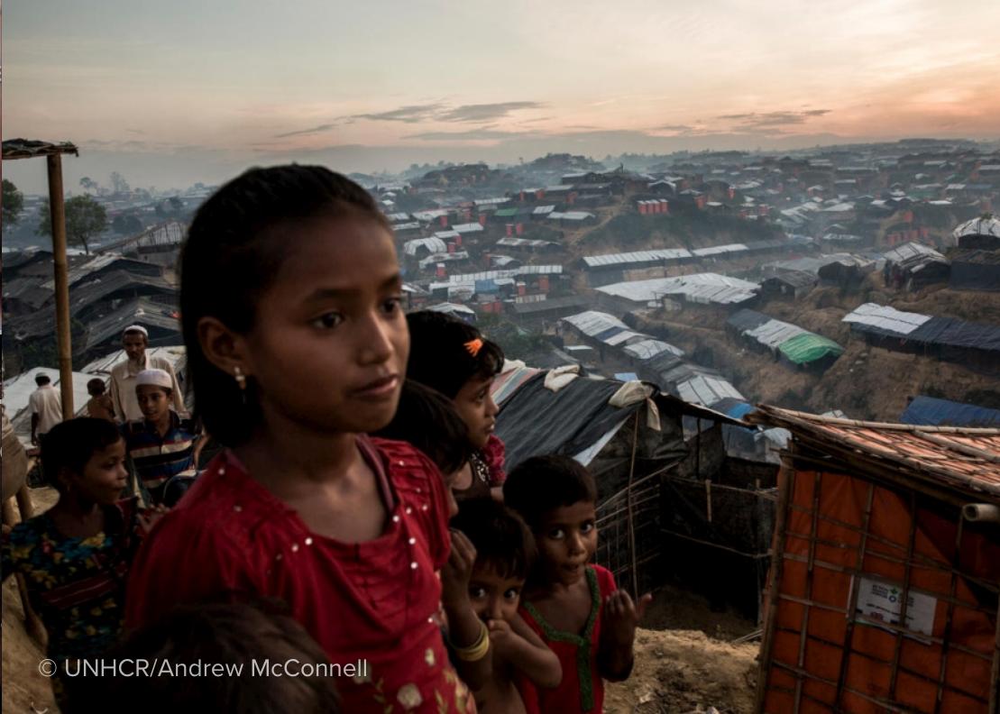 68 milioni di persone in fuga, un nuovo patto globale sui rifugiati è cruciale