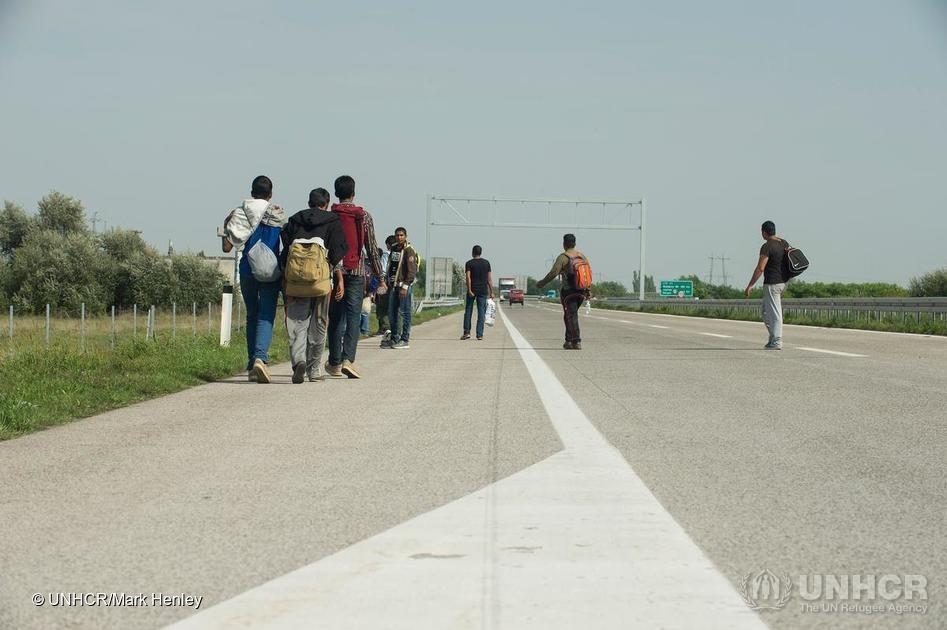 I rifugiati e l'Europa di Visegrad