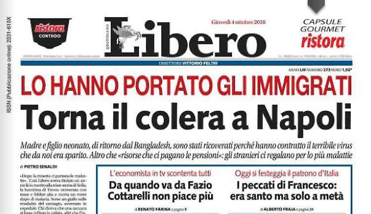 La malattie non distinguono tra italiani e stranieri