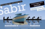 Torna il Festival Sabir, quest'anno a Lecce, dal 16 al 19 maggio